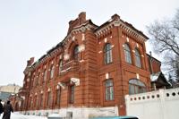 Дом купца И.С. Сазонова (1888 г.), г. Плавск