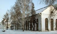 Здание, где находится Музей архитектуры и дизайна