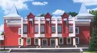 Здание Балашовского музея