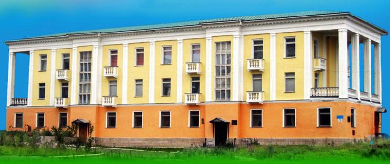 Здания и сооружения: Городской историко-краеведческий музей  г. Полярного