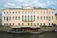Здания и сооружения: Строгановский дворец (И.Старков)