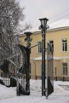 Снег.Двор. Музей или мастер-класс Снежные скульптуры своими руками