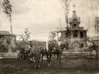 Дом М.З. Гориной. Здесь А.И. Солженицын с матерью проживали в 1920-1924 гг.