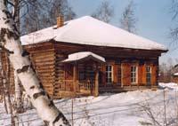 Здания и сооружения: Здание церковно-приходской школы. 1880-е гг.