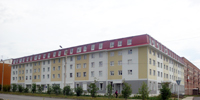 Здание, где находится Северобайкальская картинная галерея