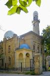 Зданиe бывшей мечети, где расположена  Картинная галерея пейзажей П.М. Гречишкина
