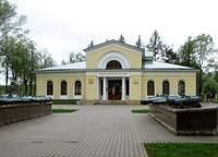 Здание Бородинского музея. Архитектор В.В. Воейков. 1912 г.
