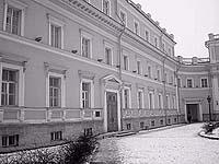 Восточный корпус Музея-усадьбы Г.Р.Державина.