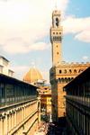 Здания и сооружения: Флоренция. Галерея Уффици