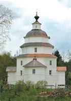 Церковь Ильи Пророка (вид после реставрации)