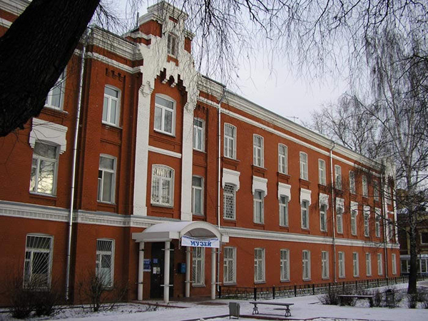 Здания и сооружения: Открытие музейного Информационного центра в Раменском музее