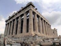 Здания и сооружения: Парфенон. Афины