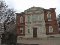 Восстановленное здание музея, сохранившее душевное тепло