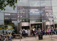 Медийный музей Брэдфорда  и не только