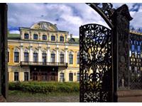 Фасад Шереметевского дворца