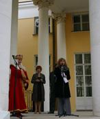 Открытие Историко-культурного клуба во Дворце Н.А.Дурасова в Люблине