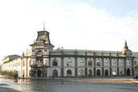 Здания и сооружения: Здание Национального музея Республики Татарстан. 2005 г.