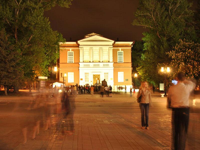 Здания и сооружения: Ночь музеев 2011 года