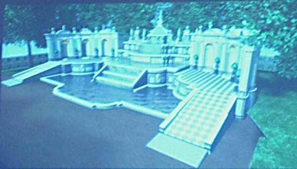 Здания и сооружения: Таким Летний сад могут увидеть посетители виртуального филиала Русского музея
