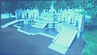 Таким Летний сад могут увидеть посетители виртуального филиала Русского музея