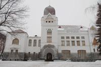 Пензенская областная картинная галерея имени К.А. Савицкого