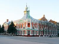Здания и сооружения: Азовский музей