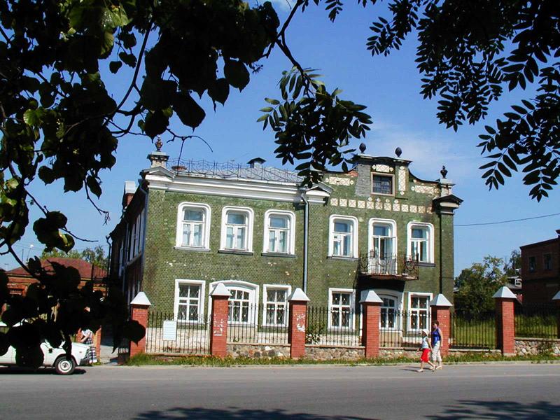 Здания и сооружения: Талдомский районный историко-литературный музей