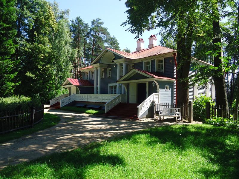 Здания и сооружения: Дом А.Н. Островского