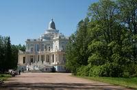 Восстановлен один из дворцов музея-заповедника Ораниенбаум