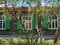Мемориальный Дом-музей Марины Цветаевой в Болшеве