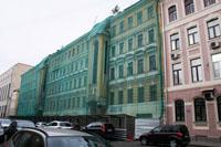 На Садовнической улице разрушают Доходный дом арх. Нирнзее