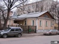 Дом Феоктистовых на Большой Ордынке