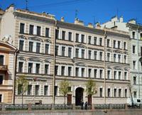 Здание, где расположена Галерея С.П.А.С.