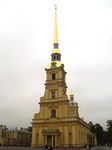 Доменико Трезини. Петропавловский собор 1712 - 1733