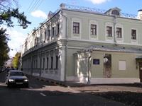 Здание, где находится Московский музей образования