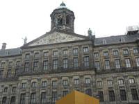 Королевский дворец Амстердама, в котором проходил Конгресс Europa Nostra