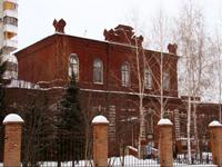 Здание музея на ул. Декабристов