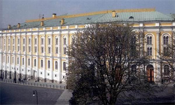 Здания и сооружения: Музеи Московского Кремля