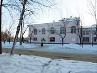Музей современного искусства ЕАО (2 этаж здания Городского дворца культуры)