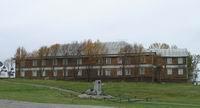 Здание образовательного центра Соловецкого музея