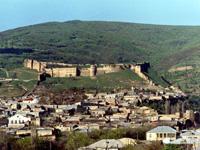 Здания и сооружения: Историко-архитектурный комплекс Цитадель Нарын-Кала