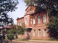 Бывший дом городского головы купца Немпанова 1904, ныне краеведческий музей