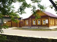 Дом памяти М.И.Цветаевой. Елабуга