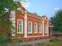 Картинная галерея им.К.С.Петрова-Водкина. Фото С.П.Королёв. 2008.