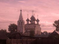 Церковь Спаса Всемилостивого. Начало XVIII в.