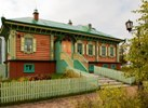 Купеческая усадьба. Дом купца А.Г. Клепикова. Сургутский краеведческий музей.2010.