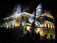 Ночь в Биологическом музее