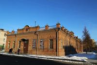 Шадринский краеведческий музей им. В.П. Бирюкова