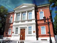 Здание Радищевского музея. 2011 г.