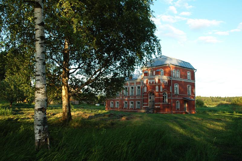 Здания и сооружения: Дом-музей С.А. Клычкова